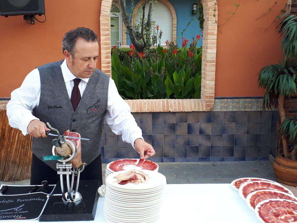 Rodolfo Fernández 'Corte y Tradición'